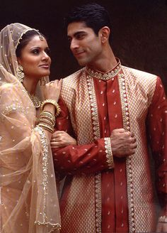I kind of wish I was Indian so I would have had an excuse to have a traditional wedding like theirs