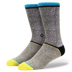 Stance | Elephant GRY L/XL Gray socks | Buy at the Official website Stance.com.