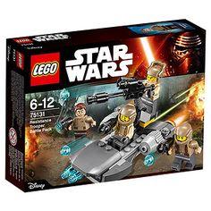 LEGO® Star Wars™ Resistance Trooper Battle Pack 75131 – Target Australia
