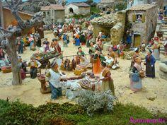 Cher(e)s ami(e)s, En préambule et pour faire plaisir à une de mes lectrices, je rappelle à tous les passionnés de santons et de crèches qui vivent en région parisienne la très célèbre foire aux santons de Sceaux qui aura lieu du vendredi 6 au dimanche...