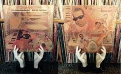 "Stevie Wonder Double Shot - ""Fulfillingness' First Finale"" (1974) & ""Hotter Than July"" (1980) LP"
