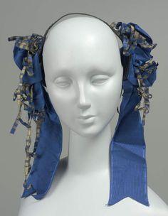mid 19th century headpiece