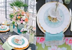 Table setting ideas for a tea party. Reception Decorations, Table Decorations, Debut Ideas, Brunch Decor, Tea Party Wedding, Spring Party, Tea Gifts, Sweet Tea, Party Time