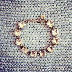 Crystal Bracelet Gorgeous bracelet! LOFT Jewelry Bracelets