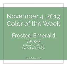 Forecast for the Week of November 4, 2019 - Through the Kaleidoscope with Kelly Galea