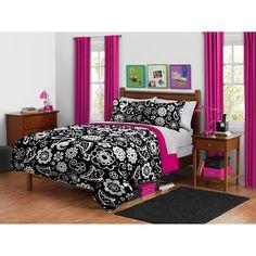 your zone reversible damask bedding comforter set
