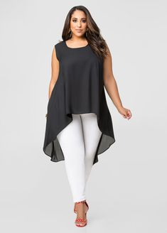 Cute Outfits For Plus Size Women. Graceful Plus Size Fashion Outfit Dresses for Everyday Ideas And Inspiration. Plus Size Refashion. Plus Size Blouses, Plus Size Tops, Plus Size Dresses, Plus Size Outfits, Plus Size Fashion For Women, Plus Size Women, Mode Outfits, Fashion Outfits, Casual Work Outfit Summer