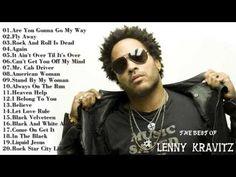 Lenny Kravitz Greatest Hits 2014 || Best songs Of Lenny Kravitz [Full Album] - YouTube