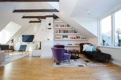 Tastefully Decorated Penthouse With Terrace