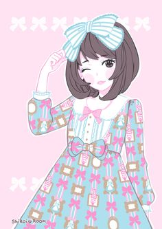 Imagem de girl, kawaii, and cute