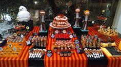 Festa Harry Potter da Julia. http://www.mildicasdemae.com.br/2014/05/festa-harry-potter-da-julia.html