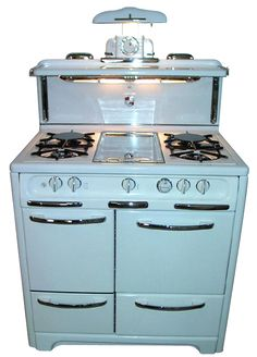 Antique Vintage Stoves by Dream Stoves