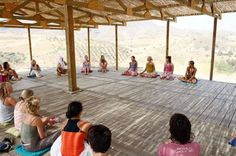 Hot Bikram Yoga retreat in Spain with Raw food workshops and top UK teachers, August 2013