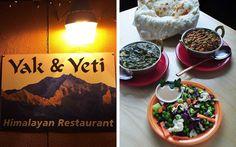 Alaska's Yak & Yeti Café in Anchorage