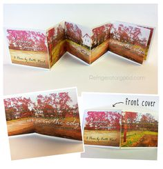 High School Art lesson: Accordion Book & Panoramas // Digital Photography Lesson