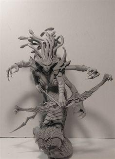 Lady Vasj, World of Warcraft by ~LocascioDesigns on deviantART