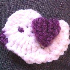 My first little crocheted birdy!