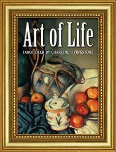 Art of Life tarot by Charlene Livingstone [DARTLIF] - $18.00 : Wicca, Pagan and Occult Practice Mega Store - www.thetarotoracle.com