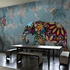 Les 78 Meilleures Images Du Tableau Papier Peint Salon Deco E