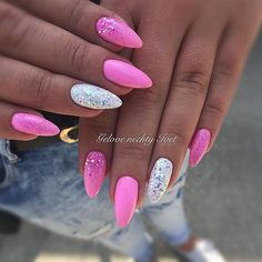 Top 12 Selected Best and Trendy Pink Gel Nail Art for both Slayers and Hardworking Ladies - Emmanuel's Blog