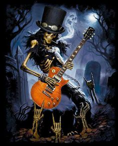 slash skull wallpaper - photo #24
