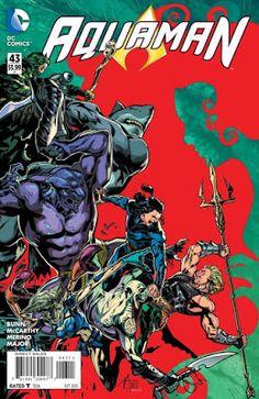 Weird Science: Aquaman #43 Preview