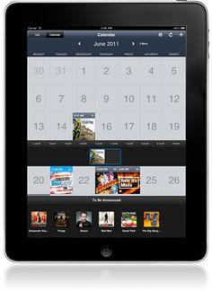 TV Guide UI - The awesome TV Forecast App