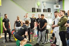 Deadlift workshop with @rigsperformance for the @vxsgymwear event in April - We assess how you move provide corrective exercise where necessary to address any imbalances then fine tune your form to make sure you're as efficient as possible at performing an exercise - Get in touch with @rigsperformance for more details - #birmingham #solihull #moseley #gym #functionalfitness #functionaltraining #trainlikeanathlete #rigsfitness #gymtime #fitfam #weightlifting #training #boxing #sandc #strength…