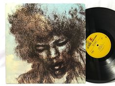 Jimi Hendrix Cry of Love Reprise MS 2034 LP Vinyl Record