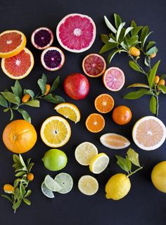 Citrus on Black – Angela Hardison https://shop.angelahardison.com/products/citrus-on-black