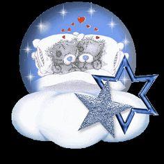 Free Animated Gifs, Animations: Bears and teddy bears Teddy Bear Images, Teddy Bear Pictures, My Teddy Bear, Cute Teddy Bears, Good Night For Him, Good Night Gif, Good Night Quotes, Night Night, Tatty Teddy