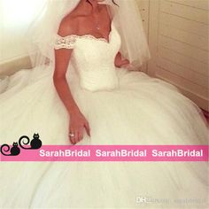2016 New Masquerade Ball Gowns Wedding Dresses with Off the Shoulder Vintage Corset and Tulle Vestidos De Novia Princess Style Bridal Gowns