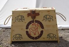 How to build a Viking chest