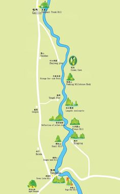 124 Best guilin tour package yangshuo travel guide images