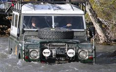 Home - 1985 Land Rover Series 3 109 LWB X-MOD