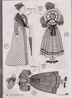 Hairpin Lace Crochet, Crochet Motif, Crochet Shawl, Free Crochet, Crochet Edgings, Bobbin Lace Patterns, Bead Loom Patterns, Crochet Patterns, Lace Earrings