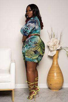 Beautiful Dark Skinned Women, Beautiful Black Women, Curvy Women Fashion, Plus Size Fashion, Beauty Full Girl, Cute Summer Outfits, African Fashion, African Beauty, Plus Size Women