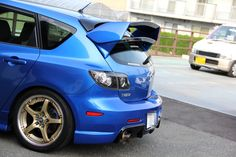 Mazda Mps, Mazda 3 Sport, Mazda 3 Hatchback, Car Goals, Jdm Cars, Impreza, Subaru, Cars And Motorcycles, Dream Cars