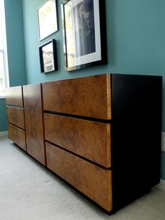 Long Dresser, Lane Furniture, Milo Baughman, Credenza, Mid Century, Storage, Shop, Etsy, Home Decor