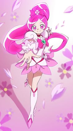 heart catch pretty cure Cure Blossom