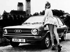 #Audi was even sexy back then
