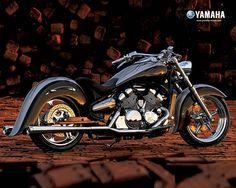 Artistic Yamaha Motorcycles from the last 11 Years - Yamaha Motor 2004 Models - 2004 Royal Star Motor 29