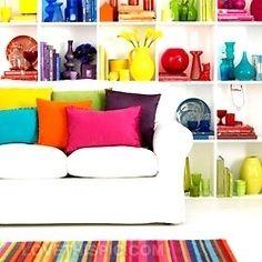 colorful living room colorful interior design design ideas living room ideas