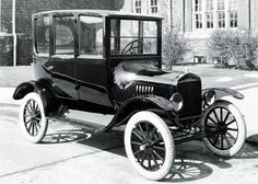 1920 Ford Model-T