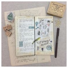 A week of magic in review. ✨ #littlebookofmagic  #Hobonichi #hobonichitecho #hobonichiweeks #hobonichi2017 #hobonichiavec #hobonichiplanner #journal #journals #loveforanalogue #loveforanalog #diary #artjournaling #artjournal #plannercommunity #plannerlove #planner #handlettering #planneraddict #japanesestationery #journallove #bulletjournal #paperpluscloth