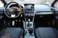 All the information about cars 2015 Subaru Wrx, Wrx Sti, Automotive News, Cars, Japanese Style, Vehicles, Garage, Awesome, Interior