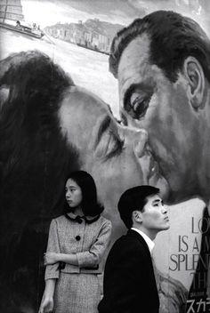 Henri Cartier-Bresson Hibiya District, Tokyo, 1965