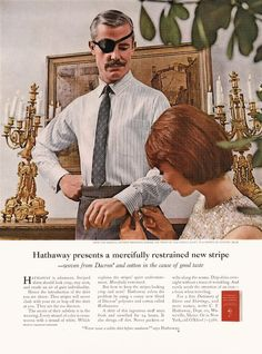Legends in Advertising: Mad Man David Ogilvy