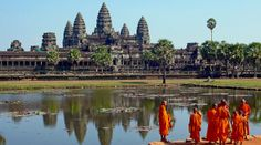 Destination of the Week: Siem Reap - The Points Guy  #Cambodia #travel #SiemReap