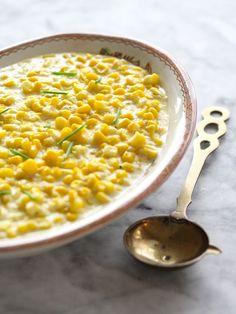 5 Ingredient Slow Cooker Creamed Corn